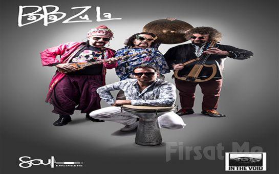 Akasya Kütür Sanat'ta 21 Mart'ta 'Baba Zula' Konser Bileti