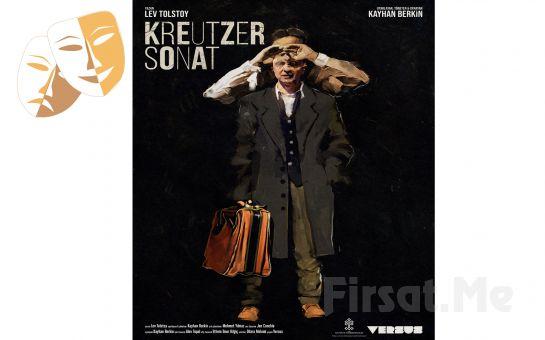 Karısını Öldüren Pozdnışev'in Evlilik Sürecini Anlattığı 'Kruetzer Sonat' Tiyatro Oyunu Bileti