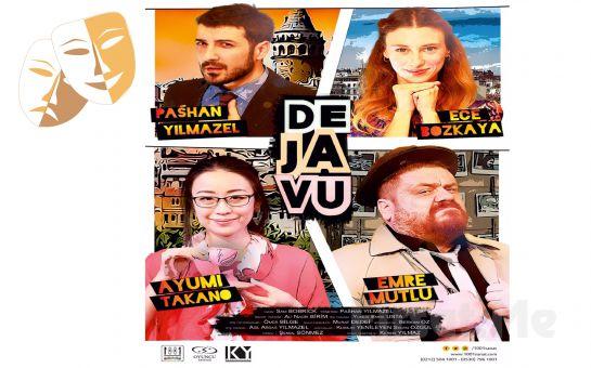 Güven Kavramına Dair 'Dejavu' Tiyatro Oyunu Bileti