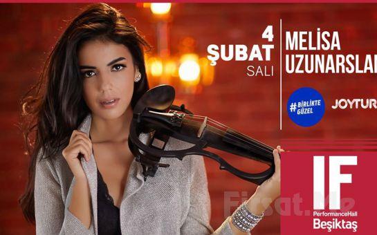 IF Performance Hall Beşiktaş'ta 4 Şubat'ta 'Melisa Uzunarslan' Konser Bileti