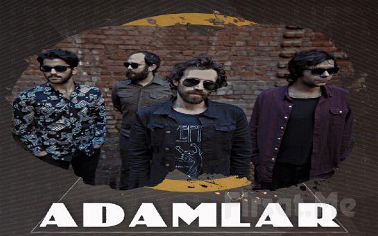 Duru Ataşehir Gig's Sahne'de 22 Şubat'ta 'Adamlar' Konser Bileti