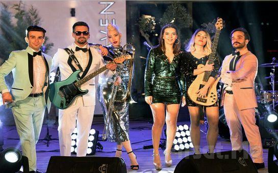 Hayal Kahvesi Emaar Square'da 'High Mood Band' Konser Bileti