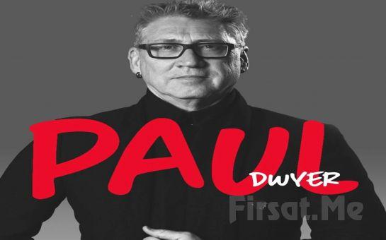 Hayal Kahvesi Emaar Square'da 'Paul Dwyer' Konser Bileti