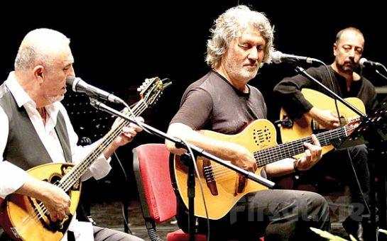 Türk Pop Müziği Sevenler için 'Grup Gündoğarken' Konser Bileti