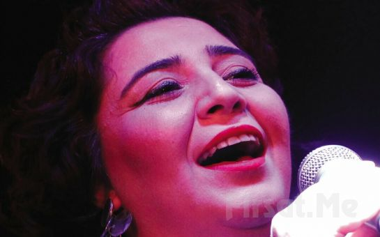 Hayal Kahvesi Emaar Square'da 'Bek Retro' Konser Bileti