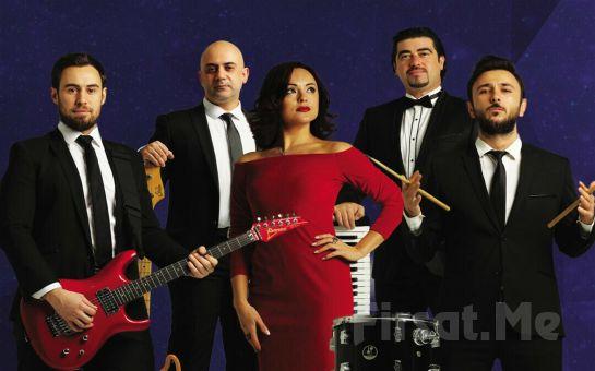 Hayal Kahvesi Emaar Square'da 'Super Mood' Konser Bileti