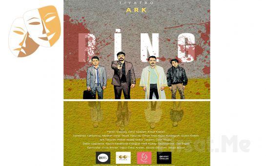 İnsan ve Para İlişkisini Sorgulayan Tek Perdelik Kara Komedi 'Ring' Tiyatro Oyunu Bileti