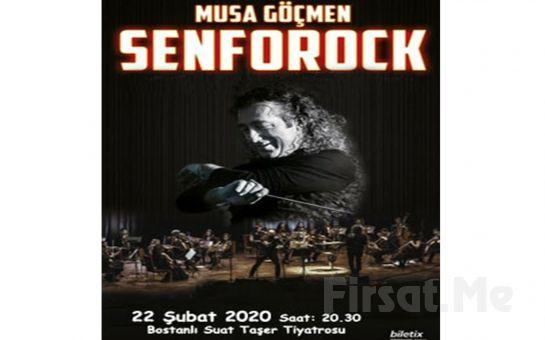 Sıra Dışı Orkestra Şefi 'Musa Göçmen - Senforock Metallica' Özel Konser Bileti