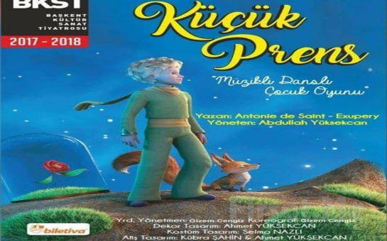Ünlü Çocuk Klasiği 'Küçük Prens' Tiyatro Oyunu Bileti