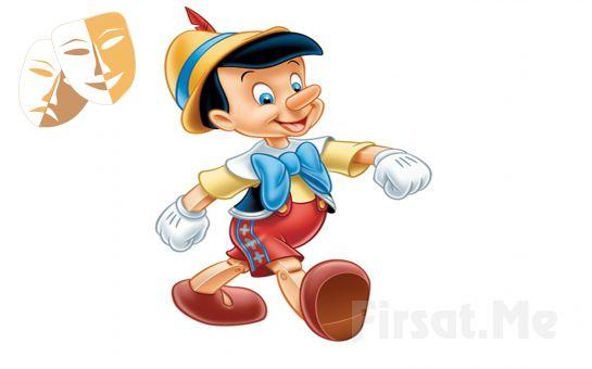 Dünya Çocuk Edebiyatının Başyapıtlarından 'Pinokyo' Çocuk Tiyatro Oyun Bileti