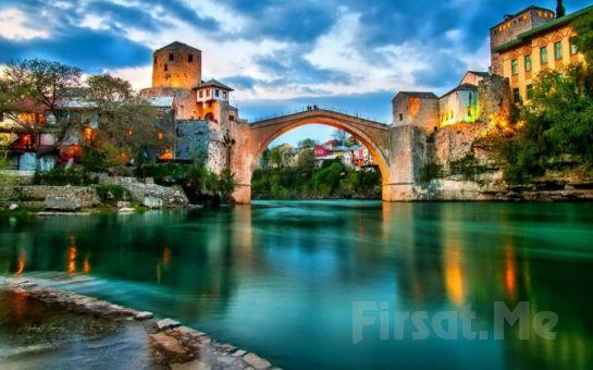 Tatil Büfesi'nden Vizesiz 7 Gün 8 Ülke Tüm Gündüz Turları ve Yöresel Balkan Gecesi Dahil Balkanlar Turu
