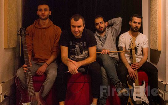 Hayal Kahvesi Emaar Square'da 'Kaptan Ortakapı' Konser Bileti