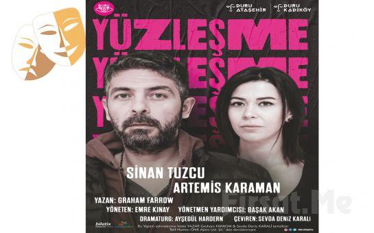 Modern Suç ve Ceza Hikayesi 'Yüzleşme' Tiyatro Oyunu Bileti