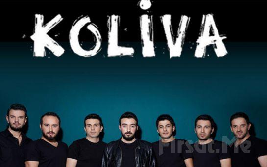 Duru Ataşehir Gig's Sahne'de 20 Mart'ta 'Koliva' Konser Bileti