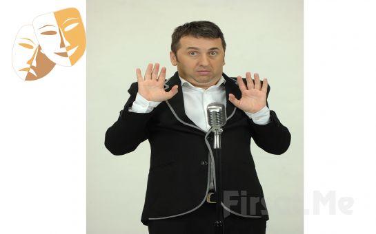 Metin Zakoğlu'ndan Çocuklar için Stand-Up Gösteri Bileti
