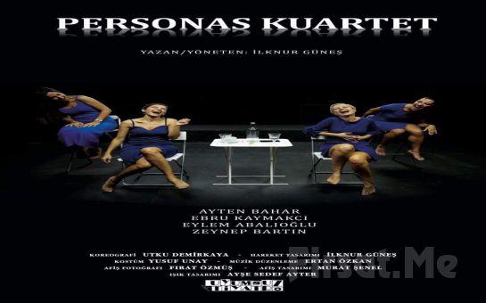 Yüzleşme ve Yüzleştirme Üzerine 'Personas Kuartet' Tiyatro Oyunu Bileti