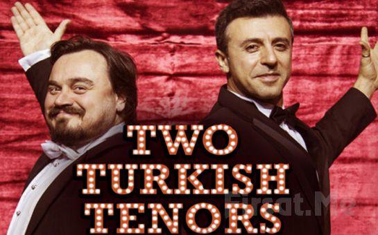 4. Karşıyaka Tiyatro Festivali Kapsamında Muhteşem Bir Müzikal Düello 'Two Turkish Tenors' Tiyatro Bileti