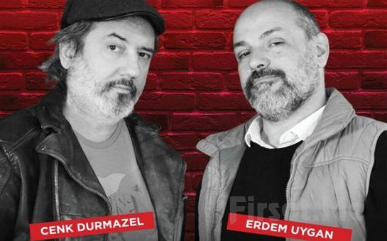Cenk Durmazel ve Erdem Uygan'dan 27 Yıllık 'Müebbet Muhabbet' Tiyatro Gösterisi Bileti