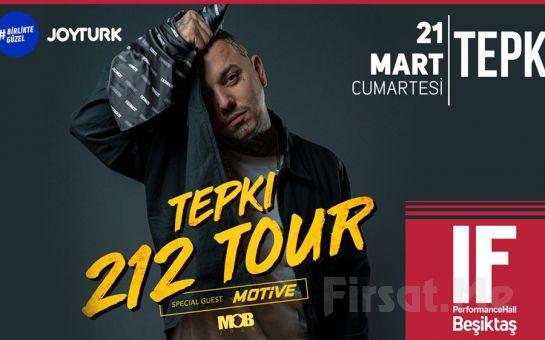 IF Performance Beşiktaş'ta 26 Mart'ta 'Tepki' Konser Bileti