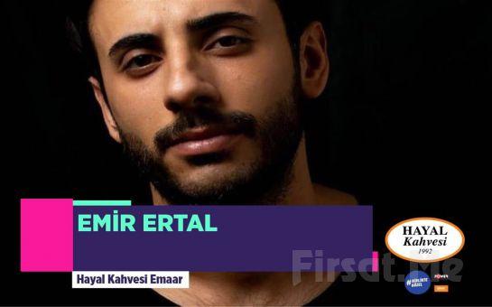 Hayal Kahvesi Emaar Square'da 2 Nisan'da 'Emir Ertal' Konser Bileti