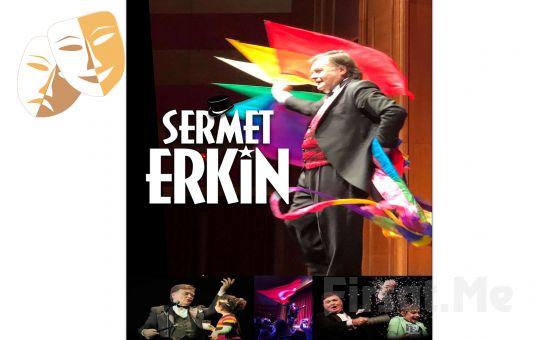 İllüzyon Ustası Sermet Erkin'den Çocuklar İçin Özel İllüzyon Gösterisi Bileti