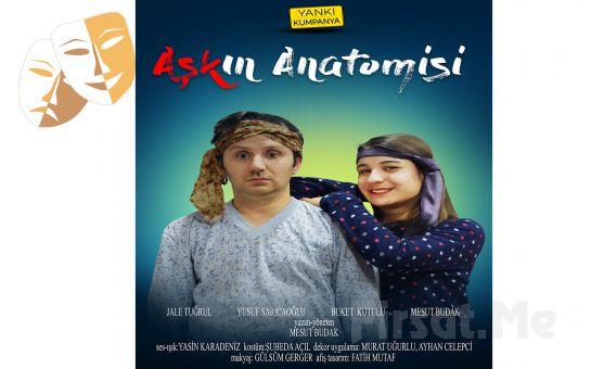 Kadın ve Erkeğin Aile Olma Süreci 'Aşkın Anatomisi' Tiyatro Oyunu Bileti