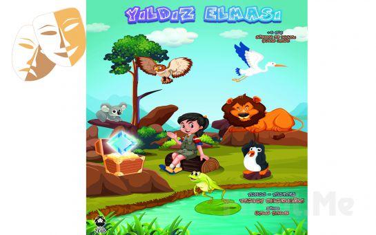 Çocuklarınızın Keyifle İzleyeceği Mistik Bir Macera 'Yıldız Elması' Çocuk Tiyatro Oyunu Bileti