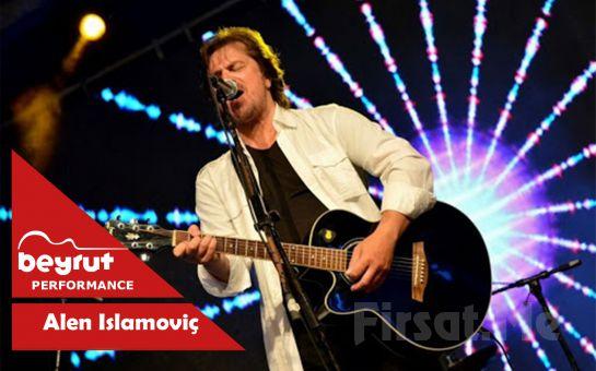 Beyrut Performance Kartal Sahne'de 10 Nisan'da Alen Islamoviç Konser Bileti