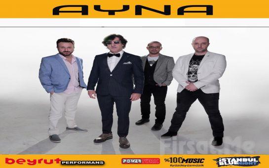 Beyrut Performance Kartal Sahne'de 17 Nisan'da 'Ayna' Konseri Bileti
