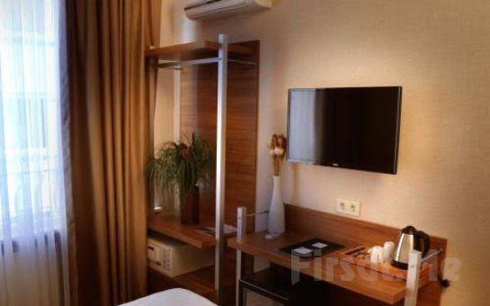 Molton Şişli Mls Hotel'de Kahvaltı Dahil 2 Kişilik Konaklama Keyfi