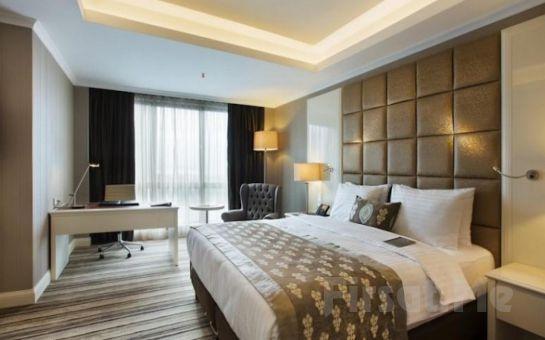 Dedeman Bostancı İstanbul Hotel & Convention'da 2 Kişilik Konaklama ve Masaj Seçenekleri
