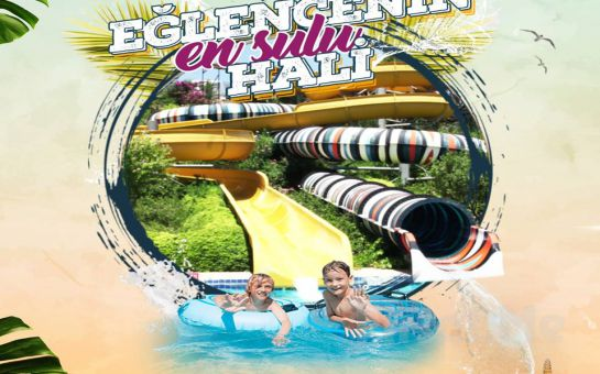 Marmaris Aqua Dream Water Park'ta Aquapark Fırsatı
