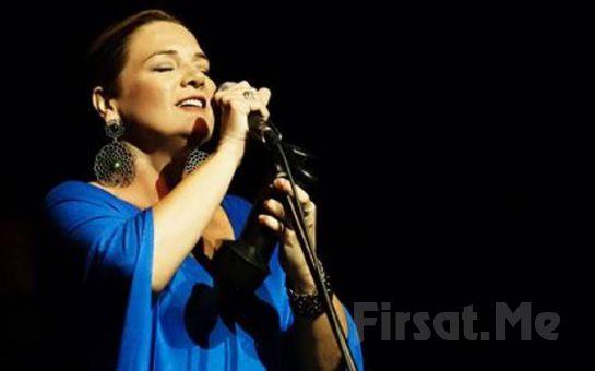 Bostanlı Suat Taşer Tiyatrosu'nda 13 Ağustos'ta 'Birsen Tezer' Konser Bileti