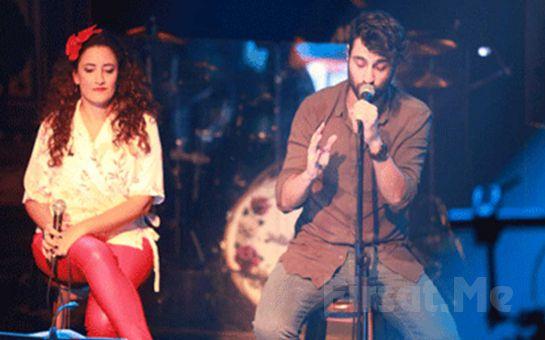 Bostanlı Suat Taşer Tiyatrosu'nda 'Ozbi' 'Konuk Sanatçı Gülce Duru Konser Bileti