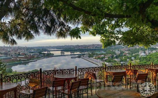 Volare Tour'dan Öğle Yemeği Dahil Tepeden İstanbul Turu