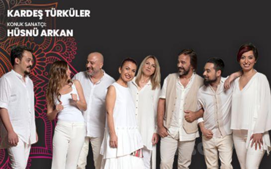 'Kardeş Türküler ve Konuk Sanatçı Hüsnü Arkan' Konser Bileti