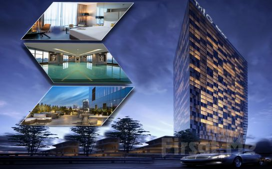 Bağcılar Centro WestSide İstanbul Hotel'de 2 Kişilik Konaklama Seçenekleri