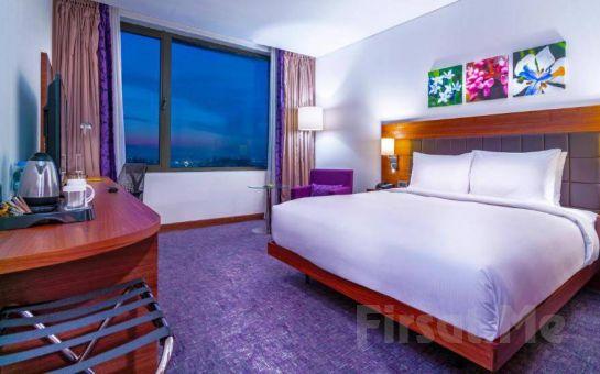 5 Yıldızlı The Green Park Hotel Sivas'ta Kahvaltı Dahil Konaklama