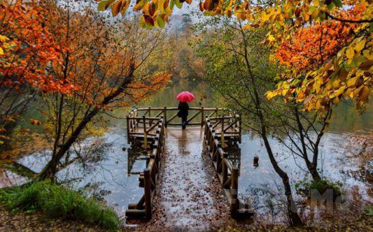 Ritim Travel'dan 1 Gece 2 Gün Konaklamalı Maşukiye, Göynük, Mudurnu, Abant Gölü, Bolu, Yedigöller Turu