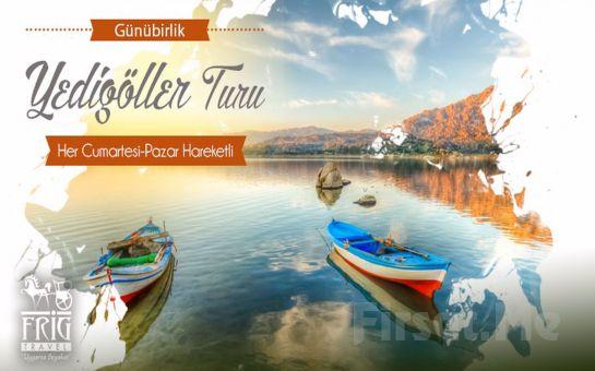 Frig Travel'dan Günübirlik 'Yedigöller Abant' Turu