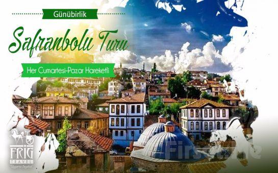 Frig Travel'dan Günübirlik 'Safranbolu Amasra' Turu