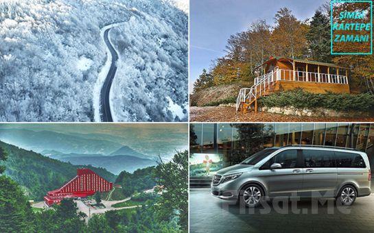 The Green Park Kartepe Resort & Spa'da Yarım Pansiyon Konaklama, Gidiş-Dönüş VİP Ulaşım Dahil 2 Günlük Tatil Seçenekleri