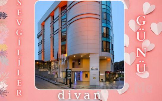 Divan Ankara Otel'den Sevgililer Gününe Özel Konaklama Paketleri