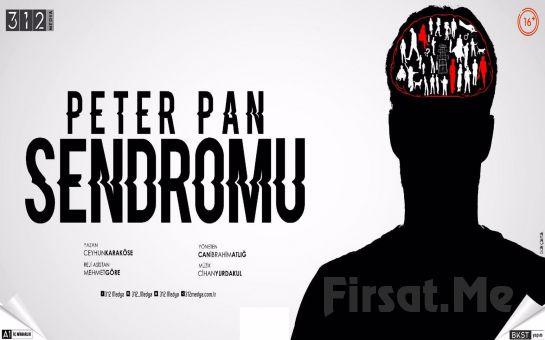 Y Kuşağının Kahkahalarla Dolu Acınası Hikayesi 'Peter Pan Sendromu' Tiyatro Oyunu Bileti