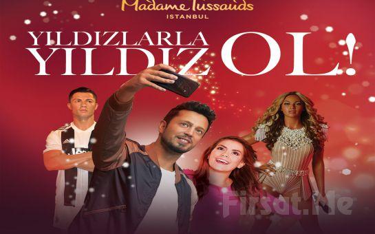Madame Tussauds İstanbul Balmumu Müzesi Haftanın Her Günü Geçerli Giriş Bileti