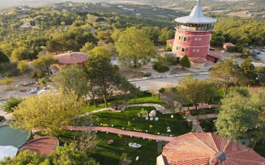Kule Hotel Arnavutköy'de 2 Kişi 1 Gece Kahvaltı Dahil Konaklama Keyfi