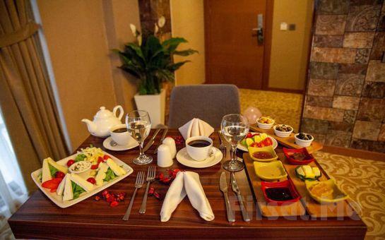 Maşukiye El Garden Otel'de Gününüzü Güzelleştirecek Enfes Serpme Kahvaltı Keyfi
