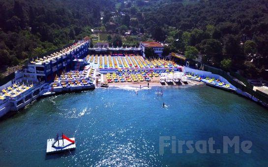 Büyükada Yörükali Plajı'na Giriş, Şezlong, Şemsiye Fırsatı (21 Haziran'da Açıldı)