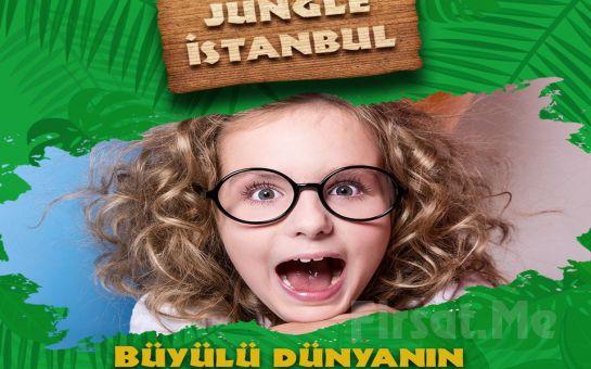 İsfanbul AVM Jungle İstanbul Giriş Bileti