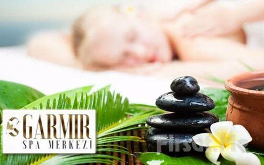 Garmir Spa & Wellness Yeşilköy'de Islak Alan Kullanımı Dahil Masaj Seçenekleri ve Çiftlere Özel Masaj